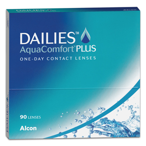 Dailies AquaComfort plus | 90er Box