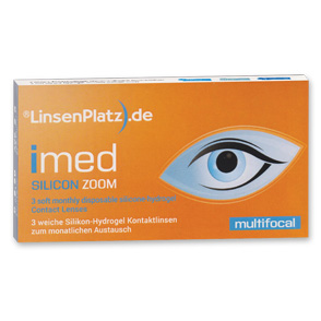 LinsenPlatz imed SILICON ZOOM | 3er Box | ADD +2,00