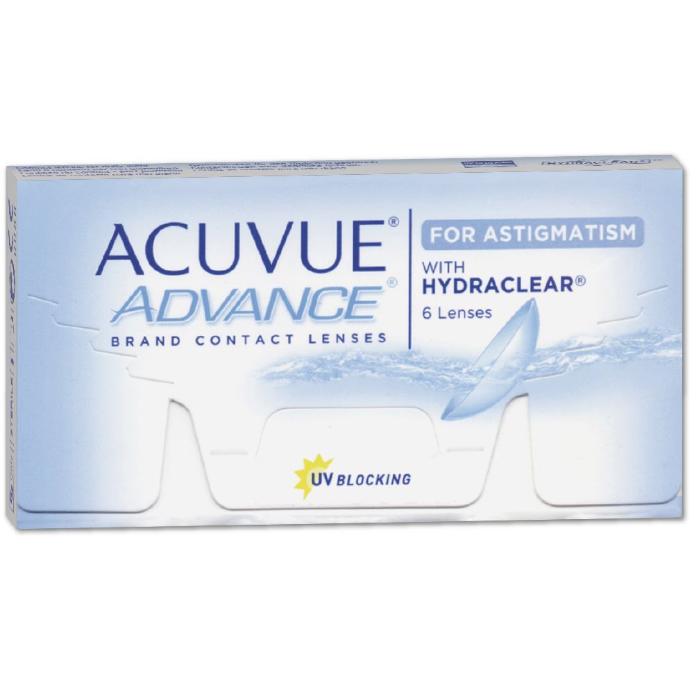 Acuvue Advance for Astigmatism(Toric) | 6er Box