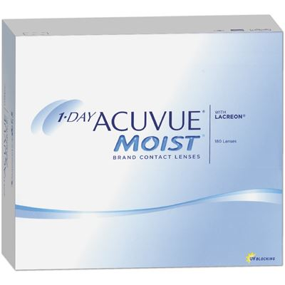 1-Day Acuvue Moist | 180er Box