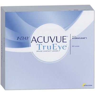 1-Day Acuvue TruEye | 180er Box