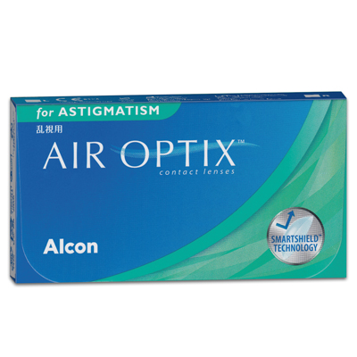 Air Optix for Astigmatism (Toric) | 3er Box