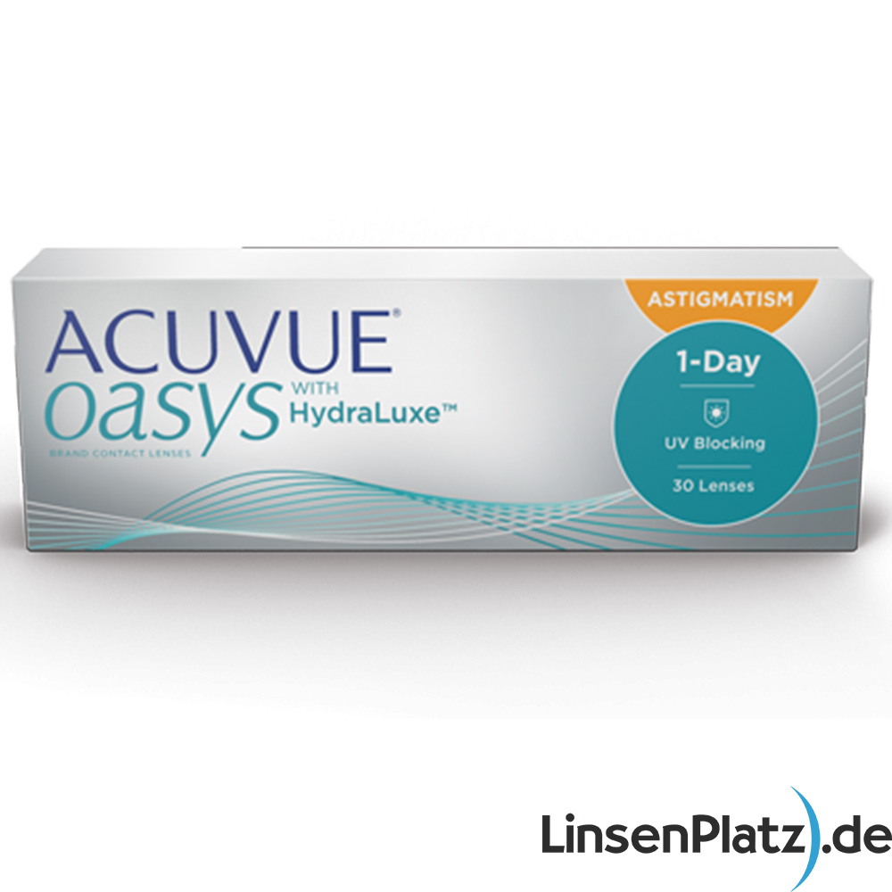 Acuvue Oasys 1-Day for ASTIGMATISM | 30er Box