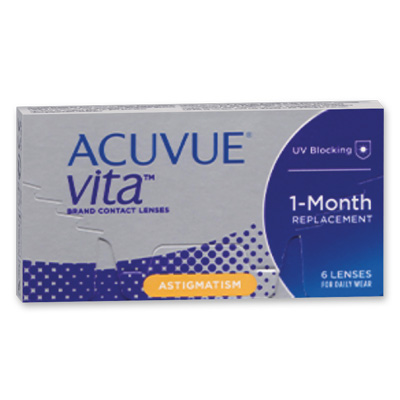 ACUVUE VITA for ASTIGMATISM| 6er Box