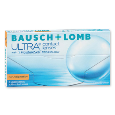 Bausch+Lomb ULTRA for Astigmatism| 6er Box