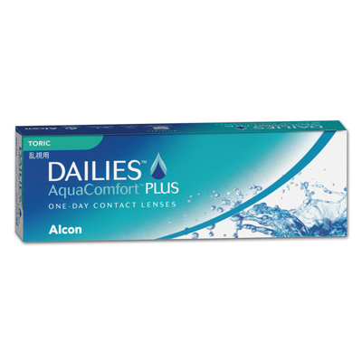 Dailies AquaComfort Plus Toric | 30er Box
