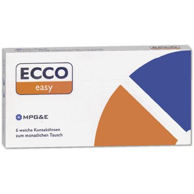 ECCO Easy Toric RX | 6er Box