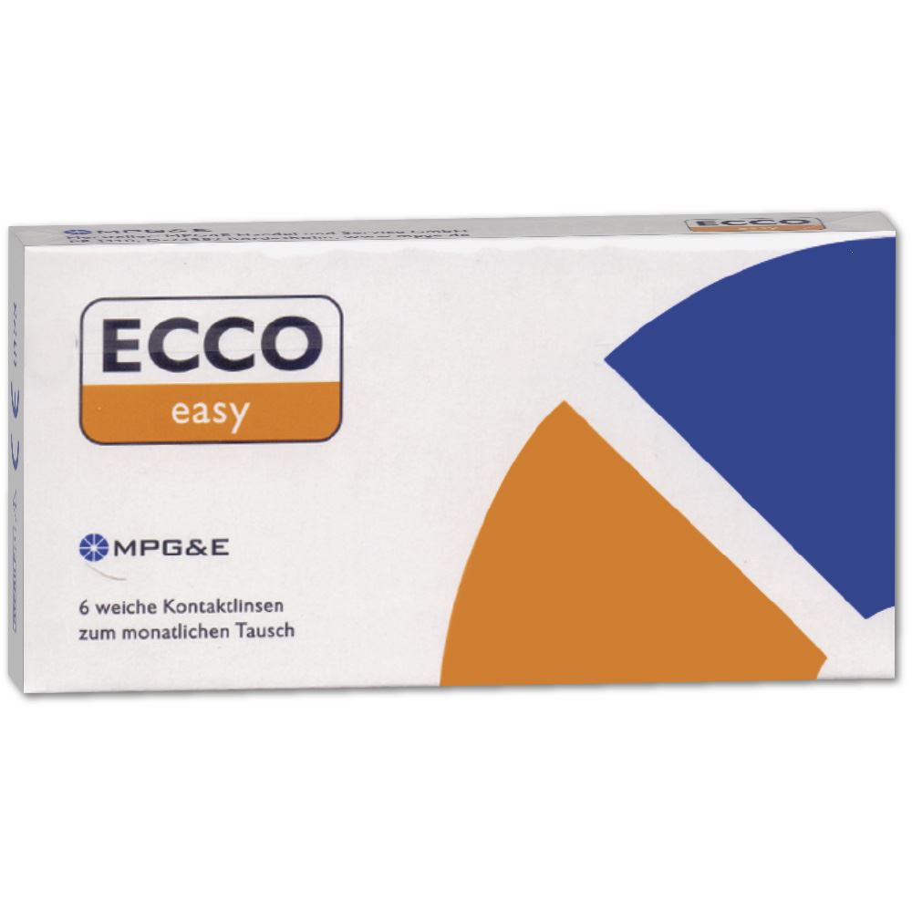 ECCO easy | 6er Box