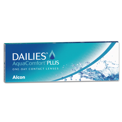 Dailies AquaComfort plus | 10er Box