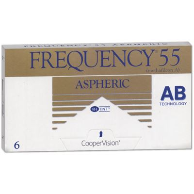 Frequency 55 Aspheric | 6er Box