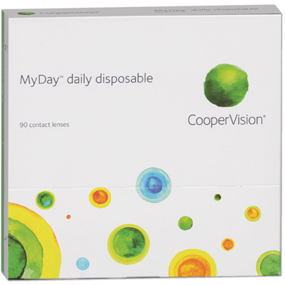 MyDay daily disposable | 90er Box