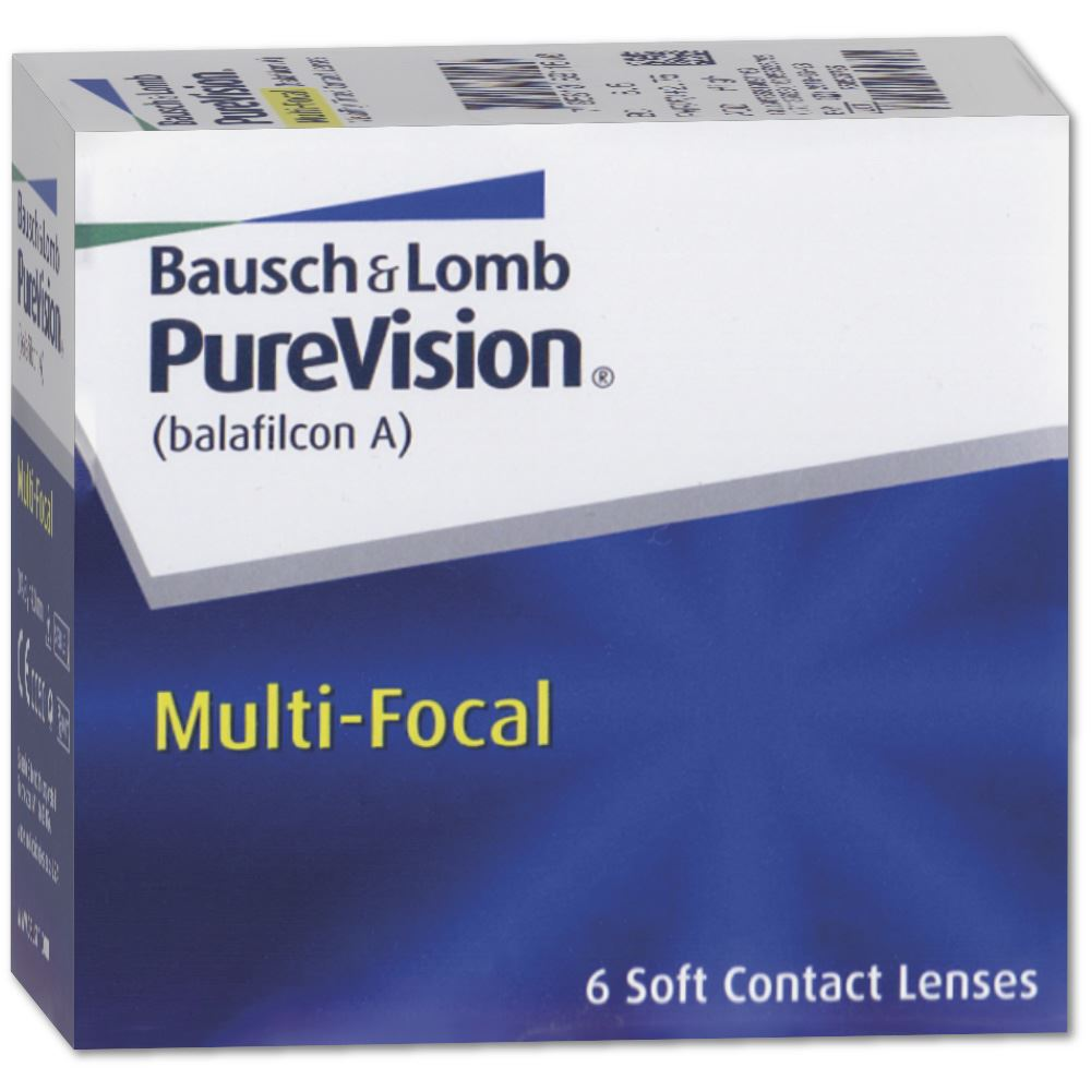 Pure Vision Multifocal | 6er Box | Addition LOW(+0,75_+1,50)