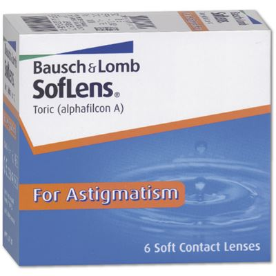 SofLens for Astigmatism (Toric) | 6er Box