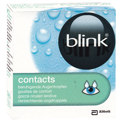 Blink contacts Ampullen (EDO)