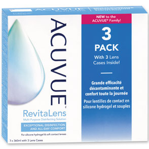 Acuvue RevitaLens | Big Pack