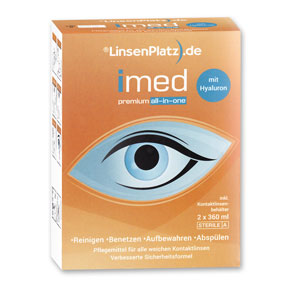 Imed Premium All-in-One | Doppelpack