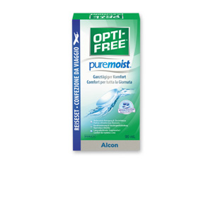 Optifree PureMoist | Reiseset