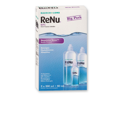 ReNu Multi-Purpose Solution | Big Pack